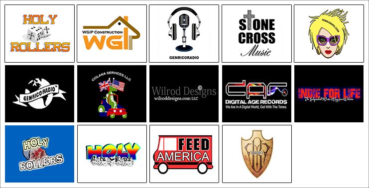 wilrod-designs-logos